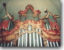 Organ z dielne Pažických
